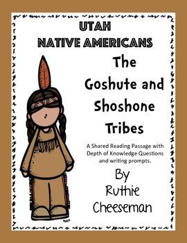 Utah Native Americans: The Goshute and Shoshone Tribes