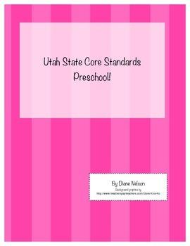 Utah State Core Preschool Standards
