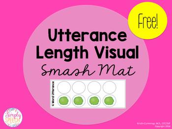 Utterance Length Visual Smash Mats