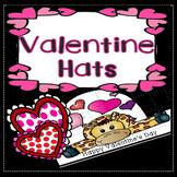 VALENTINE'S DAY HATS CROWNS - CRAFT FUN