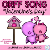 "Kodaly and Orff Valentine's Day Song: ""Valentine's Day"" Mp"