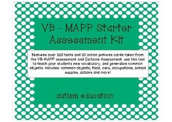 VB-MAPP Assessment Starter Kit