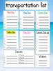 VB Schools Beach Calendar and Plan Book