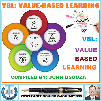 VBL: VALUE-BASED LEARNING