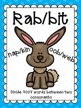 VCCV- Rabbit Pattern Words