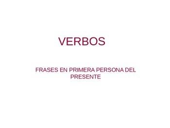 VERBOS ACCIONES