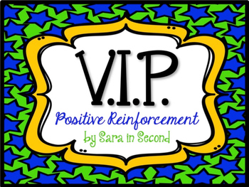 The VIP Package: Positive reinforcement to enhance your cl