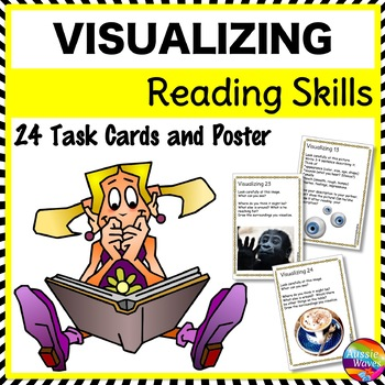 VISUALIZING Task Cards Improve READING COMPREHENSION SKILLS
