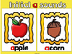 BEGINNING VOWEL SOUND POSTERS (initial long and short sounds)