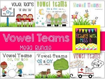 VOWEL TEAMS: Bundle & Save