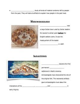 VS.2f Notes - Virginia Studies