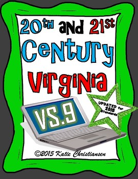 VS.9 20th and 21st Centuries in Virginia
