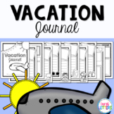 Vacation Travel Journal