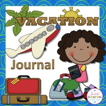 End of the Year: Vacation Travel Journal
