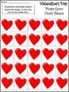 Valentine's Day Math Activities: Valentine's Day Bingo Gam