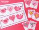 Valentine's Day Alphabet Sorting Activity