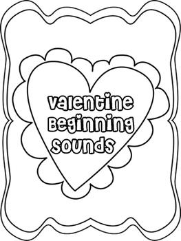 Valentine Beginning Sounds