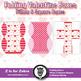 Valentine Boxes - Pillow & Square boxes