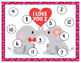 Valentine Bump: A Number Recognition, Counting, Adding, &