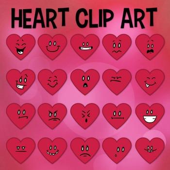 Valentine Clip Art, Heart Clip Art, Valentines Day School,