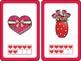 Valentine Count The Room -Ten Frames 1-20