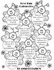 Valentine Cut-N-Punch & Paste Vocabulary Packet {Many Cate