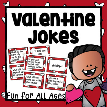Valentine Jokes- Brain Breaks