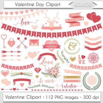 Valentine Day Clipart Valentines Clipart Hearts Clipart Lo
