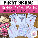Valentine Foldable Mini-Books {1st Grade}