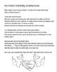 Valentine Fox Bulletin Board:  borders, friendship traits