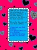 Valentine Literacy Activities 3rd-5th Grade
