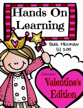 Valentine's Day: Literacy and Math Hands On Center - Sample