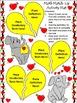 Valentine's Day Math Activities: Valentine's Day Math Voca
