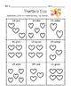 Valentine Math Center Games