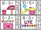 Valentine Math Centers and Printables - Subtracting and Ad