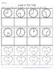 Valentine Math First Grade Skills