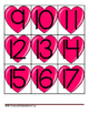 Valentine Math Unit of Activities and Lessons (kindergarten)
