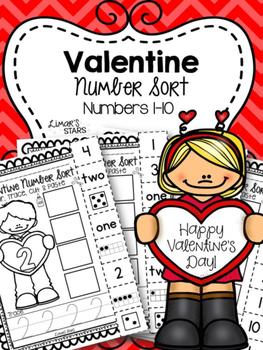 Valentine Number Sort