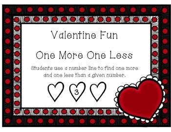Valentine - One More & One Less