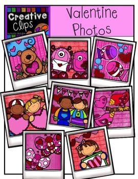Valentine Clipart Photos {Creative Clips Clipart}