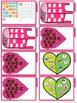 Valentine Reading Skills File Folder Tasks (27 Tasks Included)