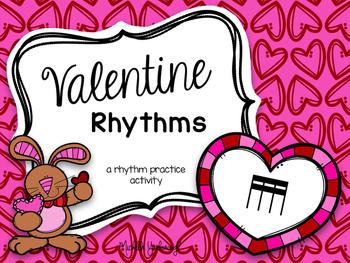 Valentine Rhythms: tika-tika