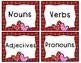 Valentine Parts of Speech Game: Nouns, Verbs, Adjectives,