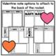 Valentine Rocket Craftivity