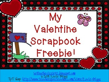 Valentine Scrapbook!
