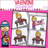 Valentine Sequencing- How to Make A Valentine