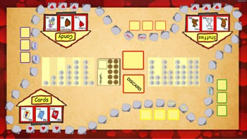 Valentine Shopping Game - CDN Coins (ActivTable, PDF)