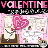 Valentine S'mores Composing: A Guided Elementary Music Com