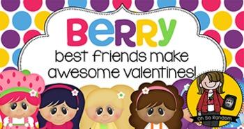 Valentine Tag | Berry Best Friends