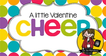 Valentine Tag | Cheer